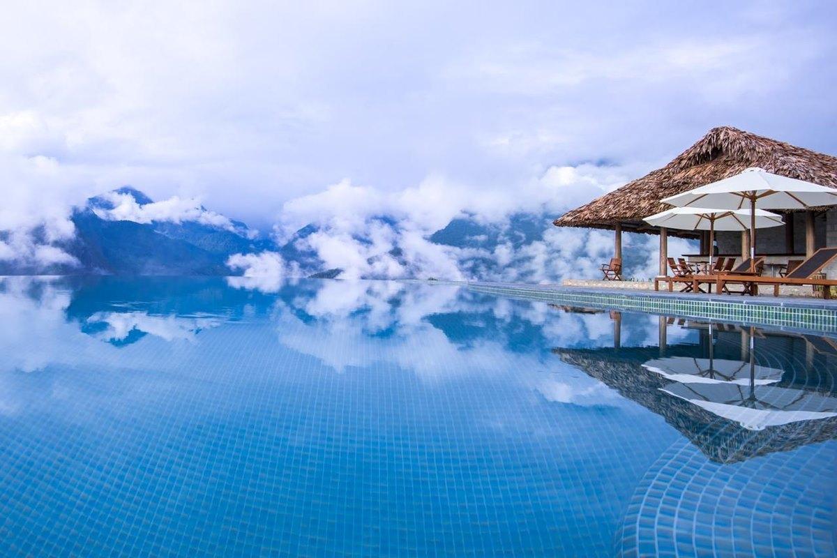 Báo nước ngoài vinh danh 5 hồ bơi vô cực ở Việt Nam - VnExpress Du ...