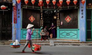 Quang gánh phố Hội