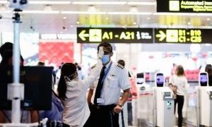 Hàng không Singapore thích nghi với Covid-19
