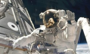 Nga đưa khách đầu tiên lên ISS vào 2023