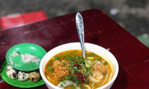 Bánh canh cua xứ Huế