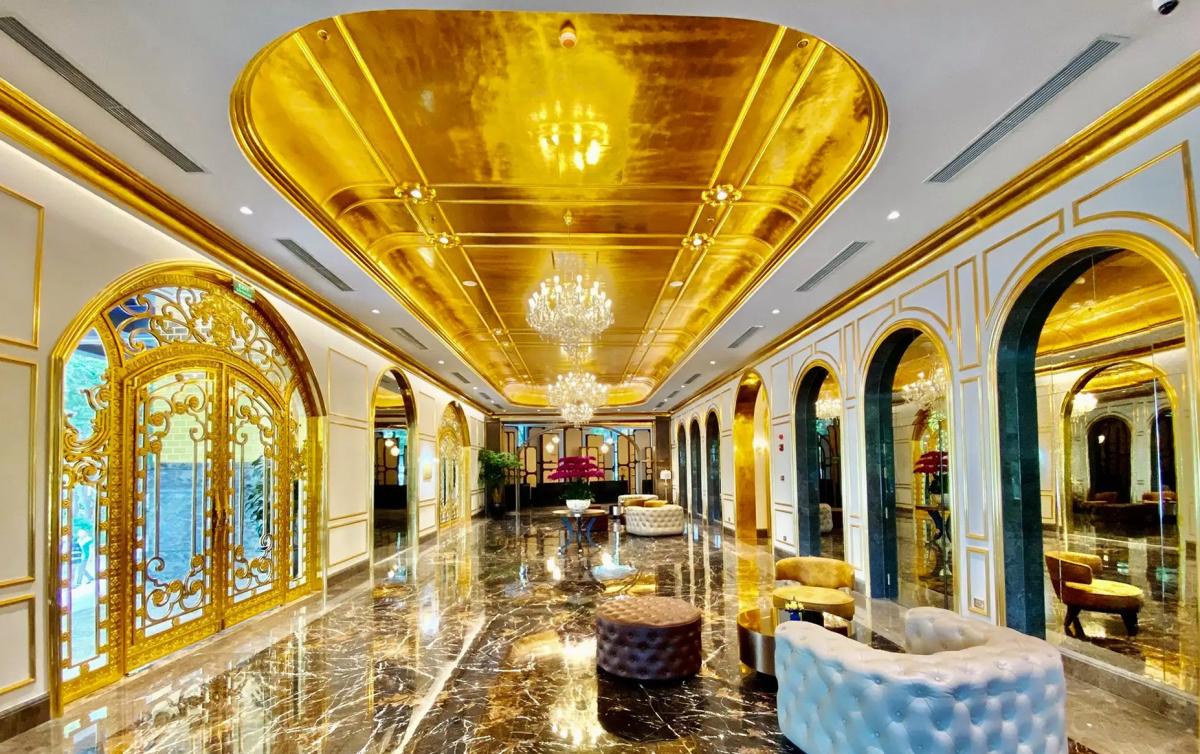 Dolce by Wyndham Hanoi Golden Lake - Khách sạn dát vàng từ trong ...