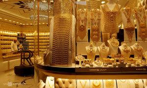 Vì sao vàng rẻ hơn ở Dubai?