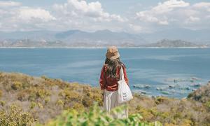9X chia sẻ trải nghiệm du lịch Cam Ranh