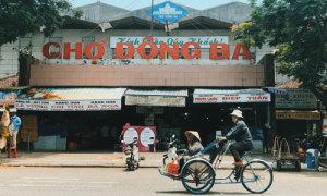 Khám phá chợ Đông Ba