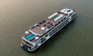 Du lịch miền Tây bằng du thuyền Victoria Mekong