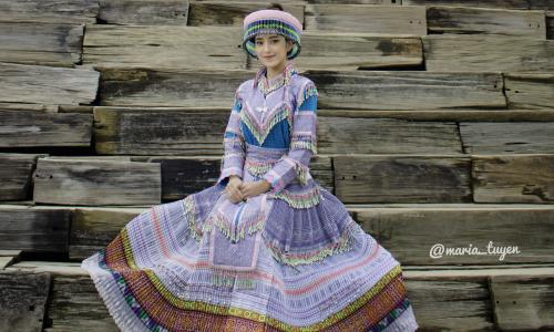 Blogger gợi ý trang phục 'sống ảo' ở Sa Pa
