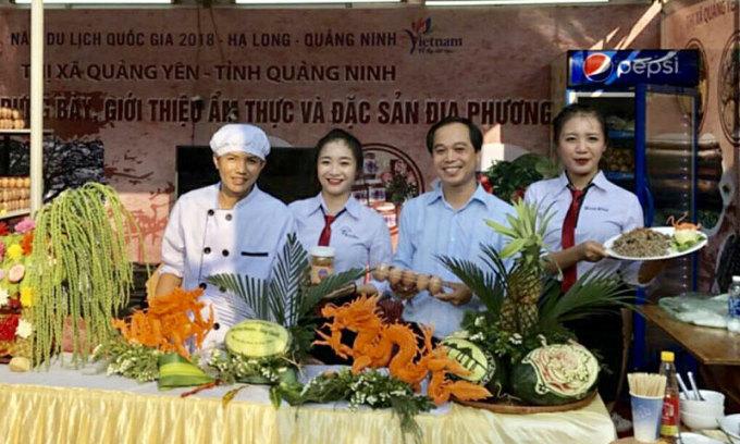 Quảng Ninh tổ chức liên hoan ẩm thực