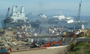 Điều gì xảy ra với du thuyền khi bị 'thất sủng'?