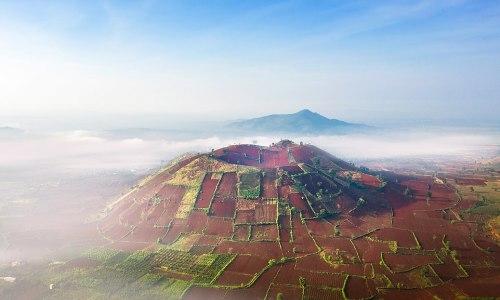 Núi lửa Chư Đăng Ya vào top ảnh phong cảnh đẹp nhất