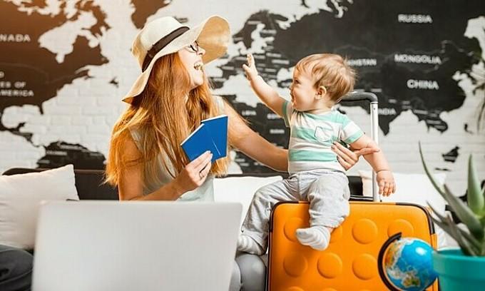 6 lưu ý khi đưa trẻ đi du lịch