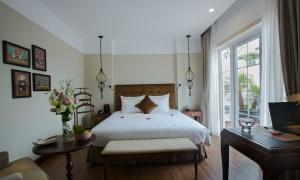 Ba khách sạn Việt tốt nhất thế giới