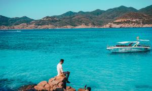 Thăm đảo Bình Hưng trong hai ngày với 2,2 triệu đồng