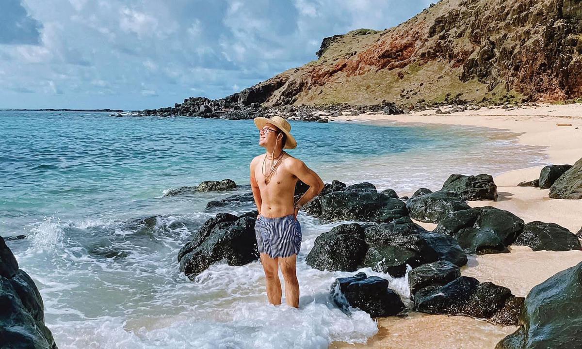 Kinh nghiệm du lịch đảo Phú Quý hết 1,3 triệu đồng