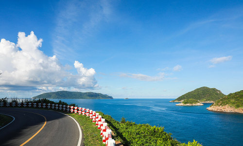 Những cung đường ở Côn Đảo 'đốn tim' du khách