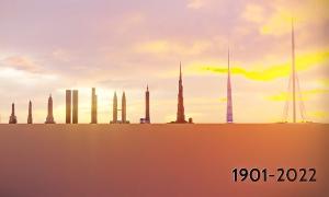 14 toà nhà cao nhất thế giới 100 năm qua