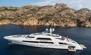 Bên trong du thuyền 3 triệu USD