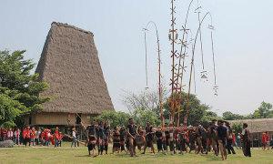 Tái hiện văn hóa Tây Nguyên ở Hà Nội
