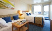 Nên ở phòng nào trên du thuyền để đỡ say sóng?