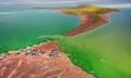 Hồ Trị An mùa tảo xanh