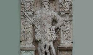 Người đàn ông chết vì bộ râu của chính mình
