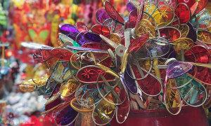 Lưu giữ Trung thu truyền thống qua chiếc đèn cù