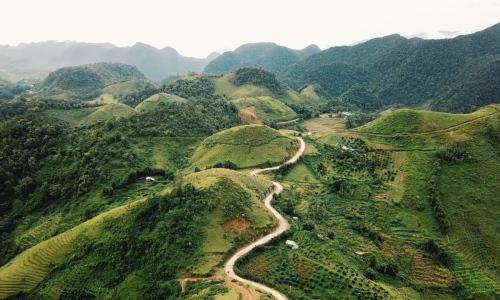 Lũng Vân - nóc nhà xứ Mường