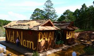 Ngôi nhà đất đỏ bazan độc đáo nhất Việt Nam