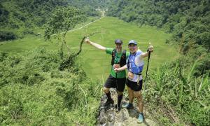 Gần 1.100 người chạy băng rừng Pù Luông