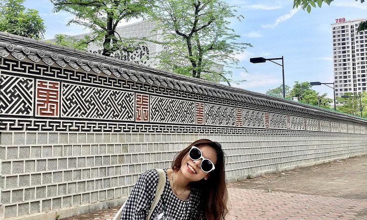5 góc chụp như Hàn Quốc ở Hà Nội
