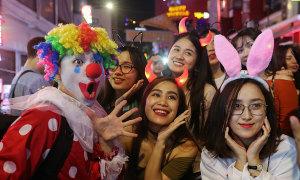 Địa điểm chơi Halloween ở Hà Nội, Sài Gòn