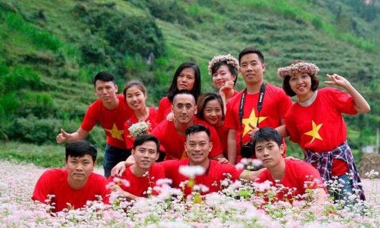 Du khách tới Hà Giang tăng mạnh