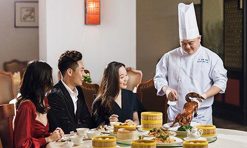 5 món ăn đặc trưng trong bữa tiệc người Hoa