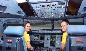 Đến TP HCM làm phi công chỉ với 4,3 triệu đồng