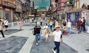 Khách du lịch tới Phú Quốc đang tăng