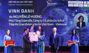 Vietravel nhận 4 giải thưởng tại VITM 2020