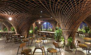 Quán cà phê Vinh đạt giải kiến trúc quốc tế