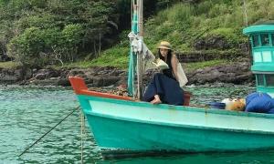 Phú Quốc nguyên sơ trong mắt nàng thơ Helly Tống