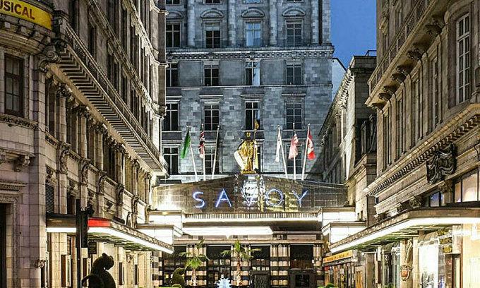 Những bí mật trong khách sạn sang trọng bậc nhất London