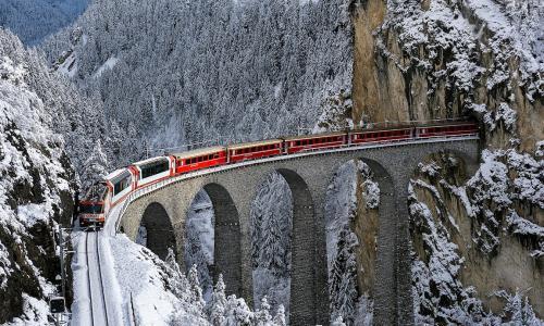 Glacier express - Tin tức mới nhất 24h qua - VnExpress