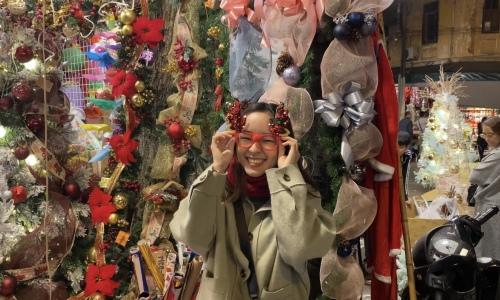 5 điểm check-in mùa Giáng sinh ở Hà Nội