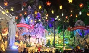 Không khí Giáng sinh tràn ngập Sài Gòn