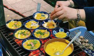 Đổi vị ngày lạnh với trứng cút nướng