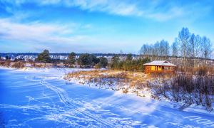 Ngôi làng lạnh -40 độ C ở cực bắc Trung Quốc