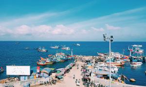 Gắn mã QR cho điểm du lịch trên đảo Lý Sơn