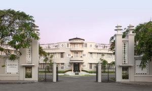 Khách sạn từng là một phần dinh thự của Khâm sứ Pháp