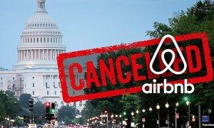 Airbnb chặn đặt phòng tại Washington dịp Biden nhậm chức