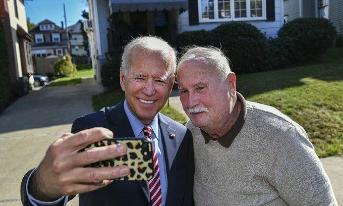 Ghé thăm quê hương của Joe Biden