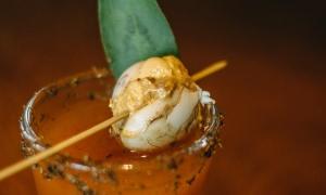 Cocktail cút lộn chỉ có ở Sài Gòn