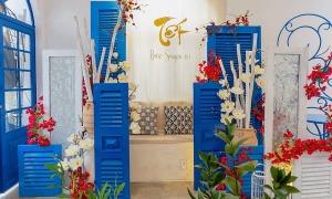Các quán cà phê trang trí theo chủ đề Tết tại Hà Nội?